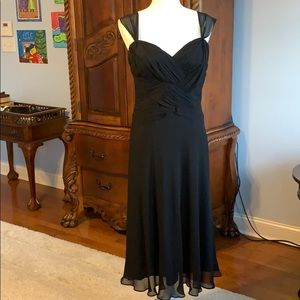Jones New York formal black dress